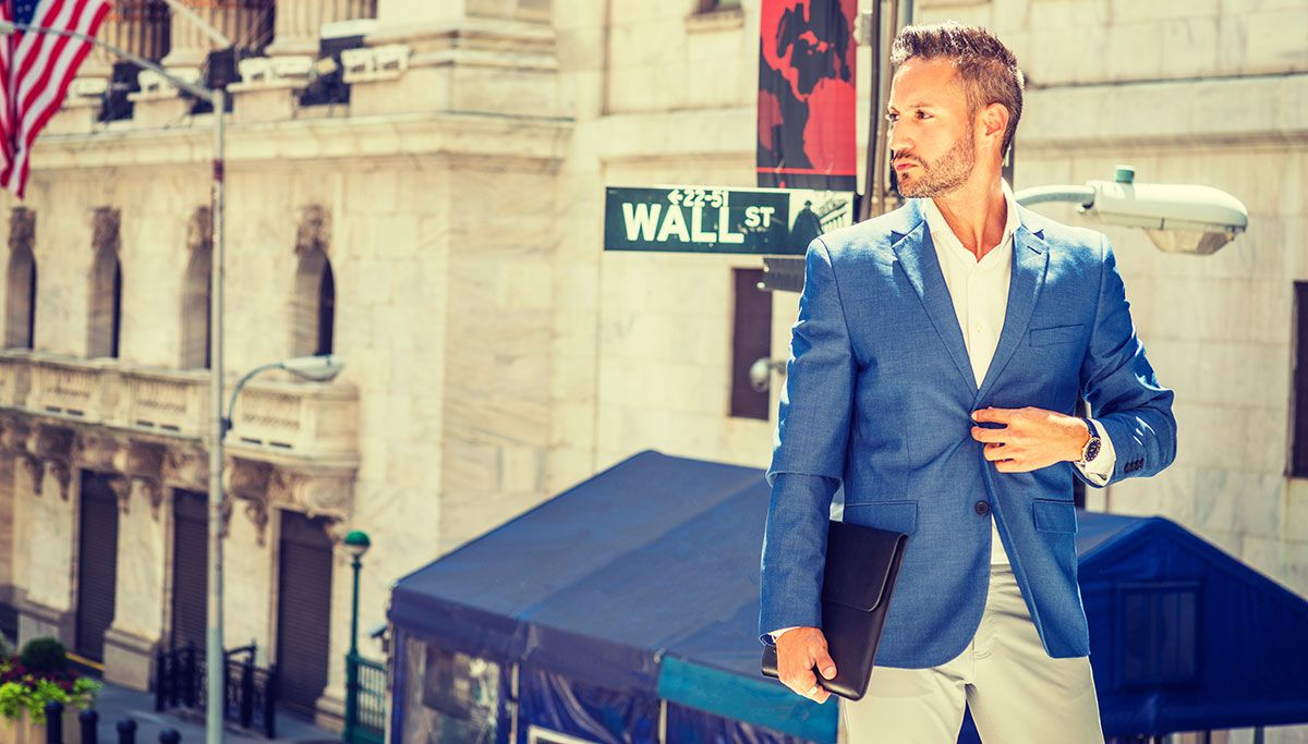 Quels vêtements pour un style business casual masculin ?